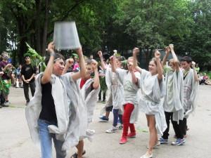 стартин В поход за Чунганчугом
